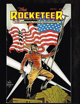 The Rocketeer Movie Adaptation ~ 1991 (8.0) WH