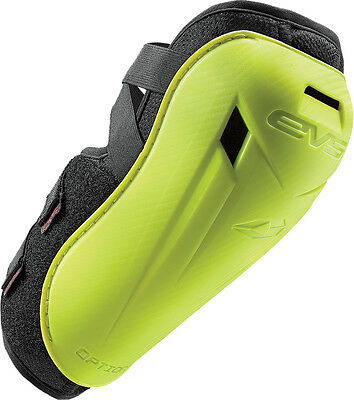 Evs Option Elbow Pad Youth Hi-Vis