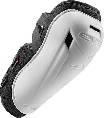 Evs Option Elbow Pad Adult White