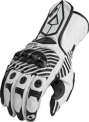 Evs Misano Sport Gloves White M