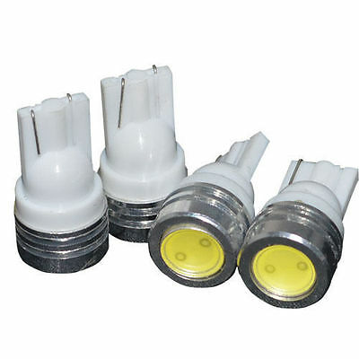 2 x 501 1 SMD LED SIDELIGHT BULBS WHITE XENON T10 W5W 194 HID WEDGE LAMP LIGHT