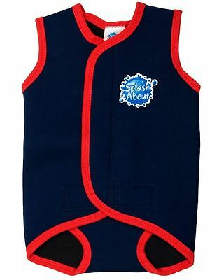 Spash About BabyWrap - Navy/Red