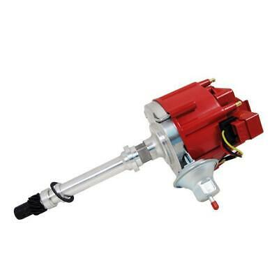 CHEVY GMC 4.3L V-6  JM6520R HEI Distributor with Red Flat-Cover Super Cap TSP
