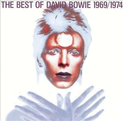 David Bowie - The Best Of David Bowie 1969-1974 New Cd