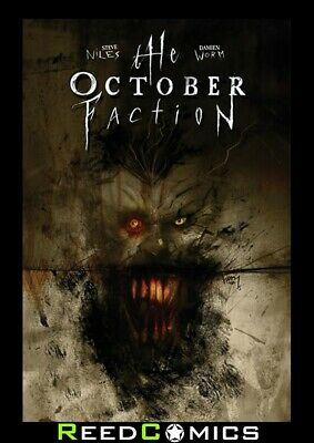 OCTOBER FACTION VOLUME 2 GRAPHIC NOVEL New Paperback Collects Issues #7-12