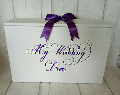 Wedding Dress Travel Box,Acid Free,Ph Neutral, My Wedding Dress design