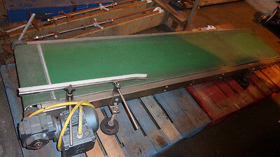 Belt Conveyor 18 inches wide x 92 inches long