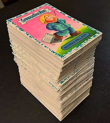 Garbage Pail Kids 2016 - American as Apple Pie - Blue Spit - You Pick - Lot #2