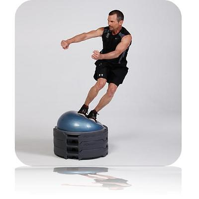 New Bosu Powerstax Single OR Triple Option For Bosu Ball Workout Versatlilty