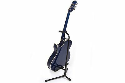 Guitar Floor Stand for Electric Acoustic Bass Guitars Unieversal