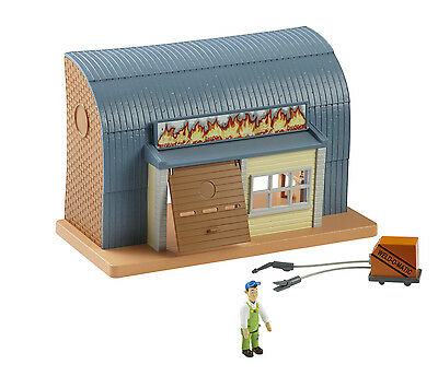 Fireman Sam  Playset with Figure Mike's Workshop