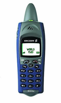 "ERICSSON r310S ORIGINAL ""TUBE BOX""  - FACTORY UNLOCKED - SIM FREE - EU SPEC"
