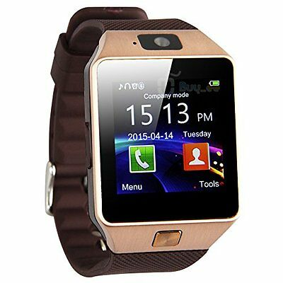 New Model 2017 GT08 Bluetooth Smart Watch Phone Wrist watch for Android and iOS
