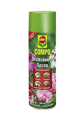 (39,97 EUR pro l) 300 ml COMPO Orchideen-Spray, Orchideen Ungeziefer Zierpflanze