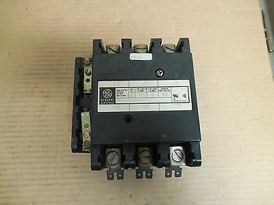 NEW IN BOX 120V Coil GE CL02A310TJ 3PH Contactor