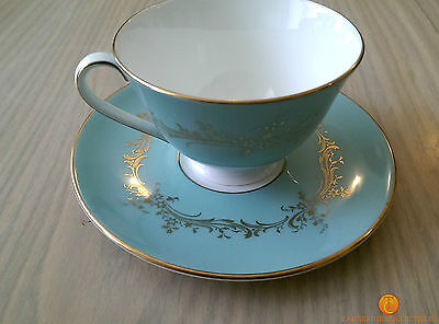 Royal Doulton Melrose Tea Cup & Saucer H4955