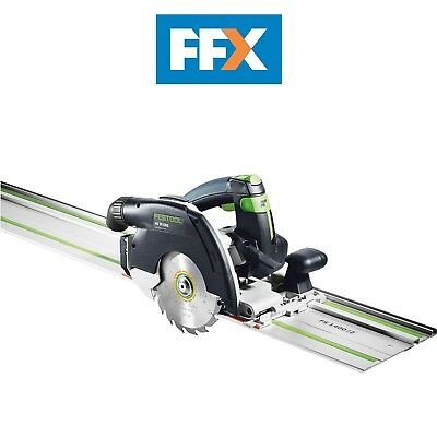 Festool 574676 HK55 EBQ-Plus-FS 240v Circular Saw and Guide Rail in Systainer 4