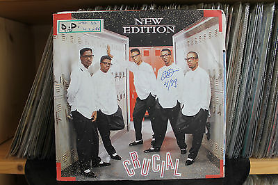 """7"""" Single New Edition - Crucial"""