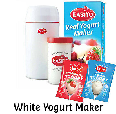 EasiYo Yogurt Maker with 2 Sachets -Unbelievable Offer