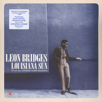 "Leon Bridges - Louisiana Sun (Vinyl 10"" - 2015 - EU - Original)"