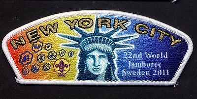 22rd world scout jamboree NEW YORK CITY JSP CONTINGENT  2011