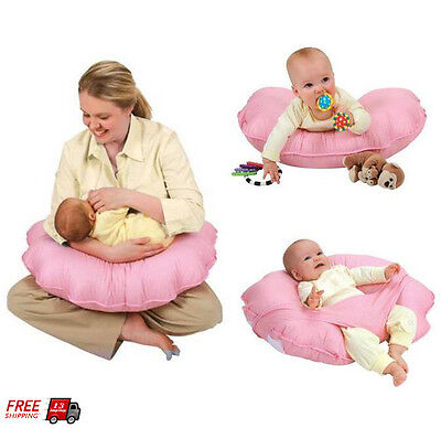 Breastfeeding Pillow Nursing Breast Feeding Newborn Infant Support Maternity New