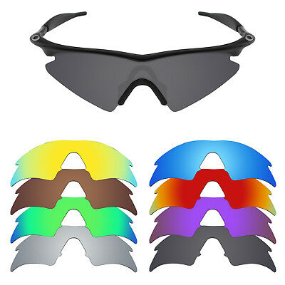 Mryok Anti-Scratch Polarized Replacement Lenses for-Oakley M Frame Sweep  - Opt.