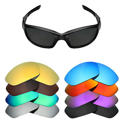 Mryok Anti-Scratch Replacement Lenses for-Oakley Straight Jacket 2007 Sunglass