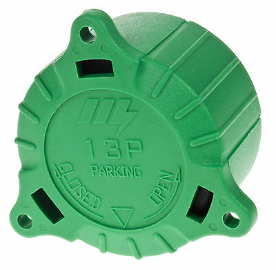 13 pin euro plug cap suitable for caravan catering trailer etc Maypole MP1280
