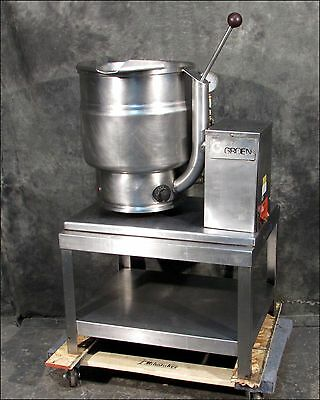 Groen Tdb/7-20 Tilt 20 Quart Steam Kettle With Stand