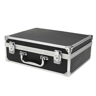 J832 Large Tattoo Kit Carrying Case with Lock---Black