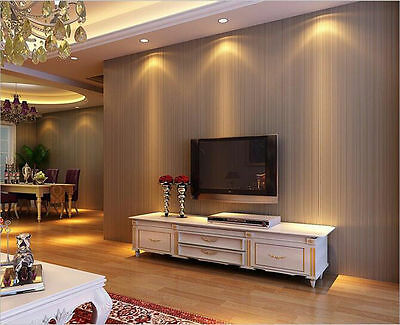 Pure Color 10M Luxury Damask Embossed Wallpaper Rolls Bedroom TV Wall Decoration