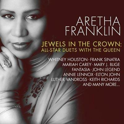 Aretha Franklin - Jewels In The Crown: All Star Duets With The Queen New Cd