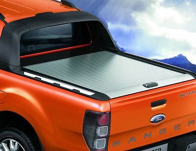 Ford Ranger 2016  Mountain Top Tonneau cover roller type double cab  -Wildtrack