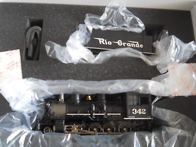 Mountain Model Imports Scale On30 Denver & Rio Grande C-19 2-8-0 #342