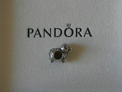Authentic Genuine Pandora Charm Discontinued/retired S/s Hallmarked Ale925