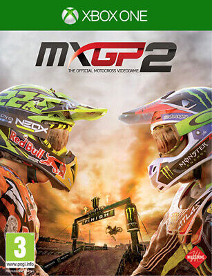 MXGP2 The Official Motocross Videogame (Guida / Racing) XBOX ONE MILESTONE