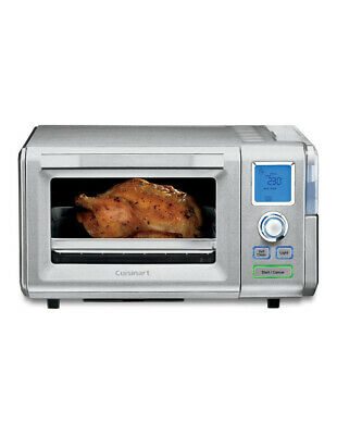 NEW Cuisinart CSO300NXA Steam & Convection Oven: Stainless Steel Grey