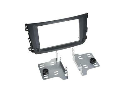 Connects2 CT23MM03 Smart ForTwo 2010-2014 Double Din Car Stereo Facia Bezel
