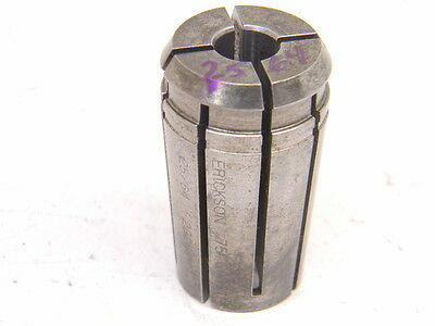 "Used Tg75 Single Angle Collet 25/64"" (.3906"") Tg-75"