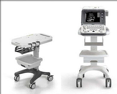 Deluxe Mobile trolley cart for Ultrasound Imaging system scanner, In USA