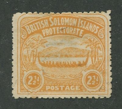 British Solomon Islands #4 Used