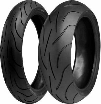 Michelin Pilot Power 2CT Front & Rear Tire Set 120/65ZR-17 & 150/60ZR-17