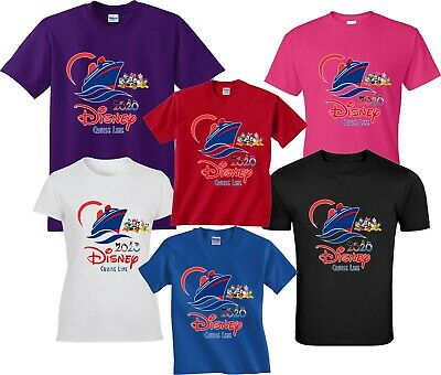 2018 Disney Family Vacation T-Shirts Matching Cute Mickey T-Shirts