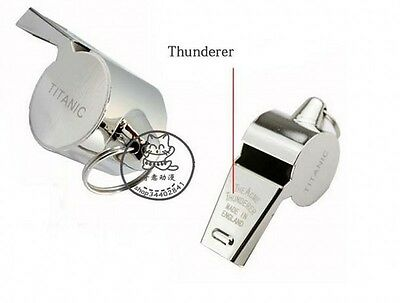 100th Anniversary RMS Titanic Rose Whistle THE ACME THUNDERER For Lover Gift