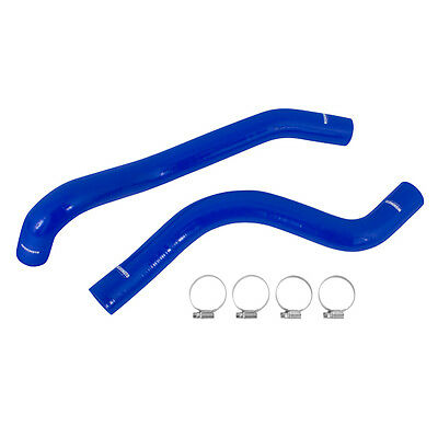Mishimoto Silicone Coolant Hose Kit - Ford Mustang 2.3L EcoBoost 2015 on - Blue