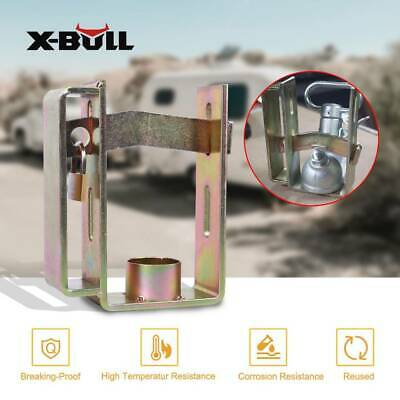 New Heavy Duty Coupling Lock with 2 stage Locker and Keys For Caravan Trailer