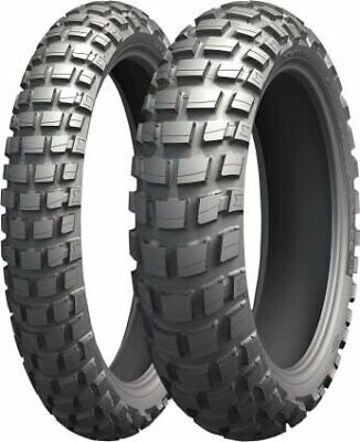 Michelin Anakee Wild Front & Rear Tire Set 110/80R-19 & 150/70R-17  19143/10749