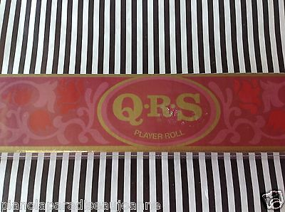 Love Will Keep Us Together Brand  New  Pianola  Player Piano Roll