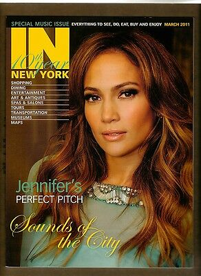 In New York Magazine March 2011 Jennifer Lopez  Jlo